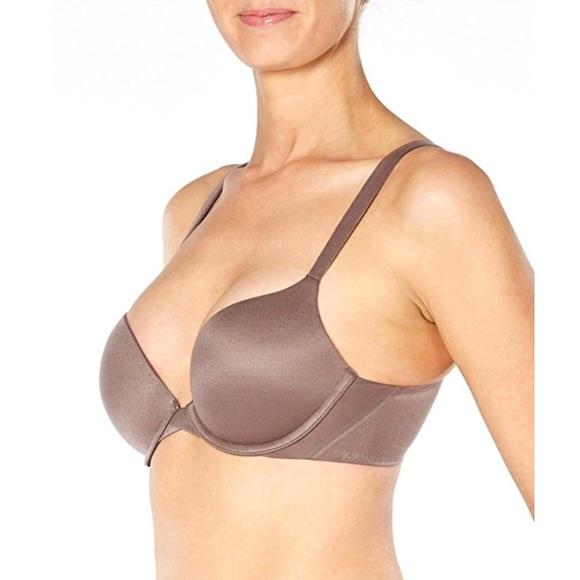 1f7ac9ea29 Pillow Cup Signature Push-Up Plunge Bra